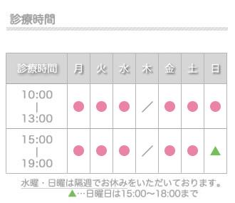 診療案内|愛知県名古屋市のおおもり矯正歯科クリニック